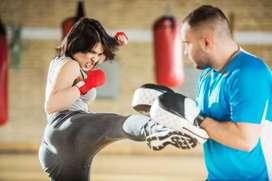 Clases personalizadas de boxeo segunda mano  Samaria II