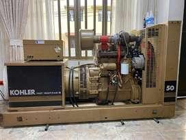 Planta eléctrica Trifasica 50kw como nueva