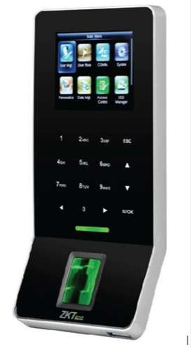 Zkteco F22 Control De Acceso Y Asistencia Biometrico Wifi