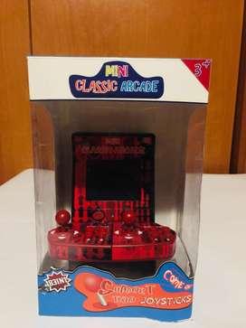 MINI CLASSIC ARCADE con 183 juegos - OFERTA