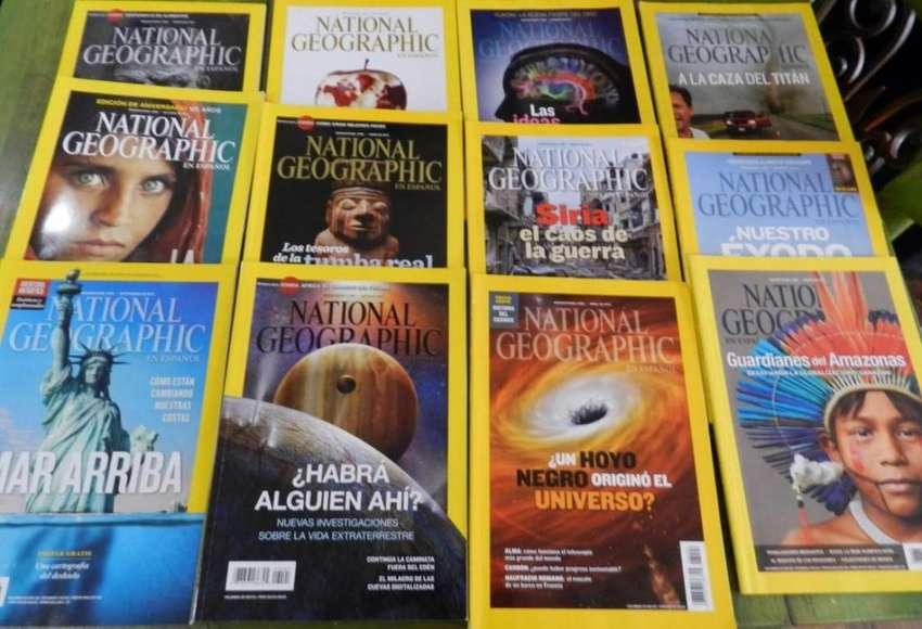 Revista National Geographic en español 0