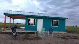 Comercializamos casas prefabricadas y de material 100% financiadas.