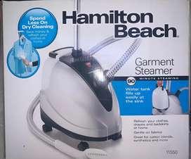 Vendo plancha a vapor Hamilton Beach