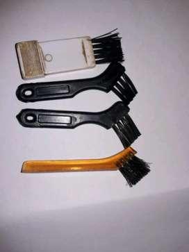 Cepillos de afeitadoras