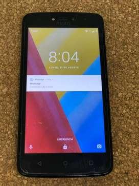 celular en buen estado (blindex rayado , pantalla perfecta)