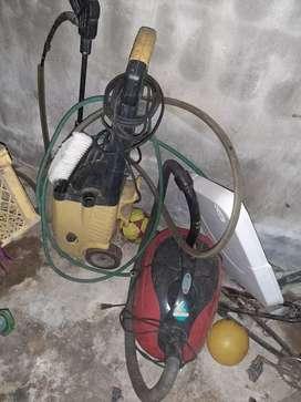 Vendo labadora y Aspiradora tire ofecta por la dos vendo la dos