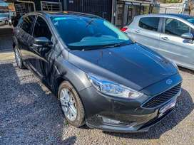 FORD FOCUS III 1.6 S 5 PTAS 2017