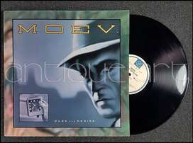 A64 Lp Moev Dusk And Desire 1991 Vinilo Electro Synth Pop