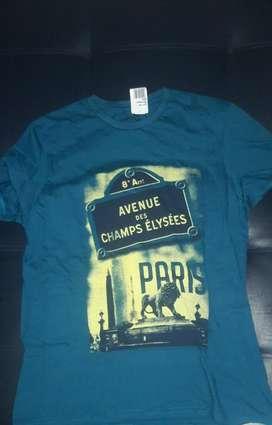 3 Camisetas People