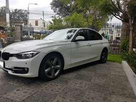 VENDO BMW 316i 2014 AUTOMATICO