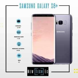 SAMSUNG S8 PLUS OPEN BOX