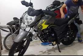 Vendo Moto AKT CR4 Poco Uso