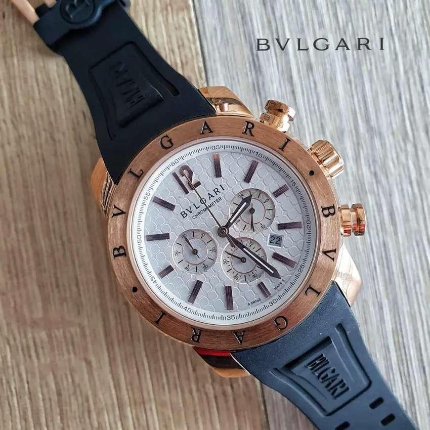 Fino reloj Bvlgari Bulgari garantizado