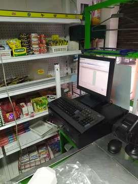 Punto de facturación completo inventario control contabilidad