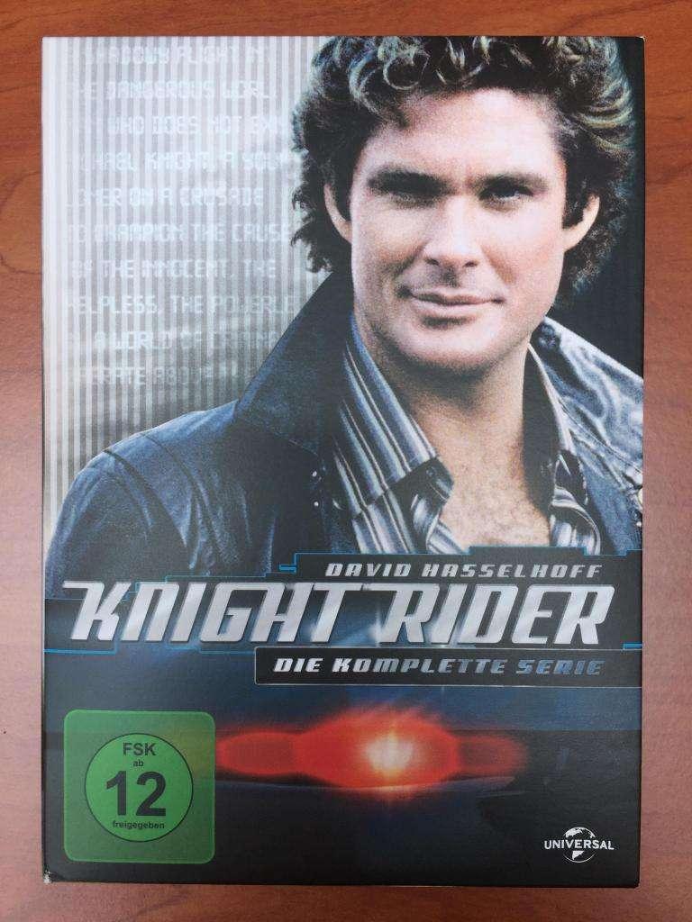 El Auto Fantastico  26 Dvd Box Set Original De Coleccion! 0