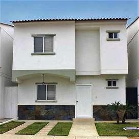 Casa de venta en Urbanización L'OGARE, con financiamiento, modelo VICTORIA