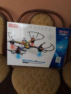 DRON, CÁMARA Y CONTROL
