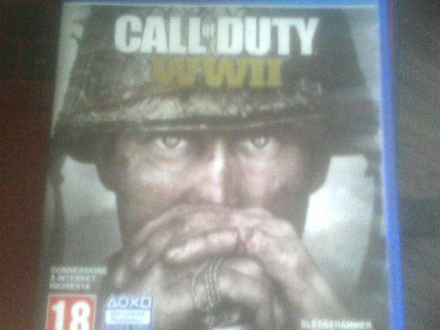 PS4 - CALL OF DUTY WWII 0