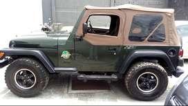 Jeep sahara 100 % americano y original