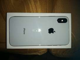 vendo iphon x de 256 gs como nuevo negociable