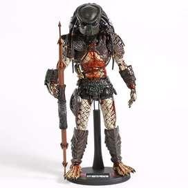 Predator 2 City Hunter (tipo Hot Toys) Depredador 35 Cm