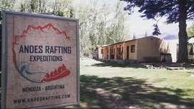 Rafting y Alojamiento
