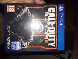VENDO CALL OF DUTY BLACK OPS 3 PS4