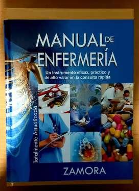 Manual de Enfermería Zamora y Anatomía Humana y Salud Corporal