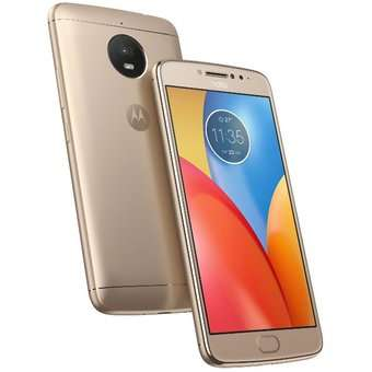 Celular Motorola Moto E4 16gb Dorado 0