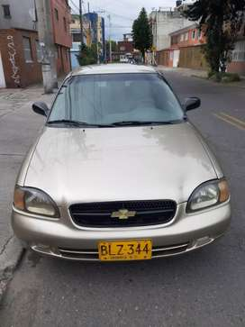 Chevrolet Esteem 2002