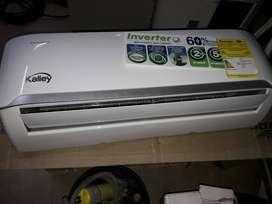 remate de aires nuevos sin caja instalados de 24.000btu y 18.000btu baratos