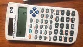 Calculadora cientifica HP 10s