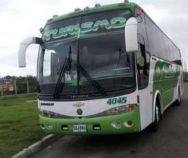 transporte por toda Colombia. Buses y van de pasajeros