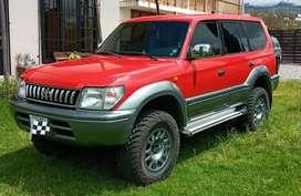 Vendo Hermoso Toyota Prado
