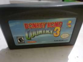 Donkey kong country 3 advance