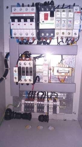 Vendo Tablero eléctrico para bomba elevadora de agua