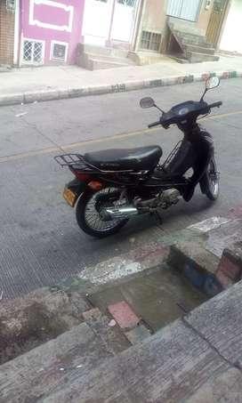 Vendo moto kinco 110 modelo 2010