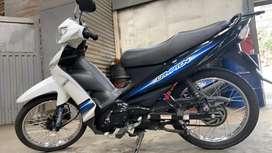 Se vende por falta de uso Yamaha crypton