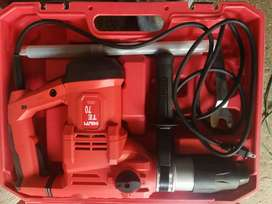 Barreno rotomartillo hilti