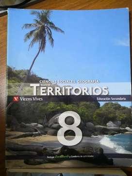 Texto Nuevos territorios 8 edición actualizada