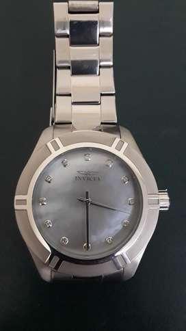 Reloj de Hombre Invicta Original Casi Nuevo