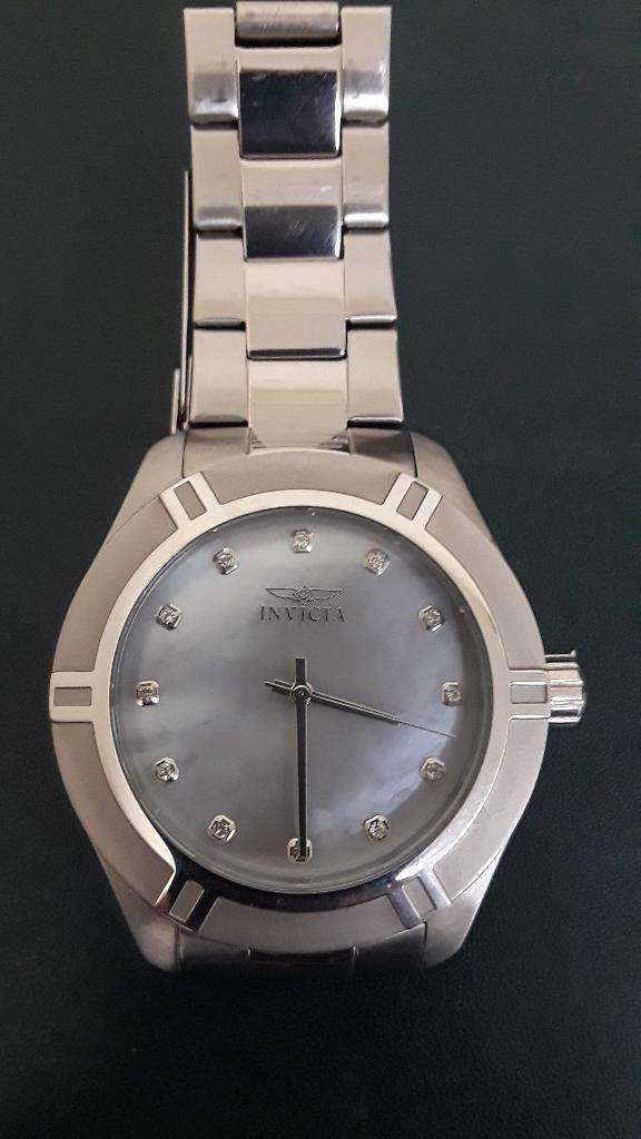 Reloj de Hombre Invicta Original 0