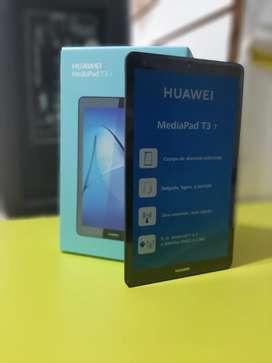 "Tablet MediaPad T3 7"" 16gb huawei a CREDITO"