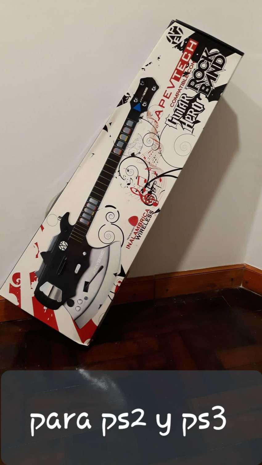 Guitarra Guitar hero 0