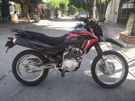 Venta moto HONDA XR150 Modelo 2019