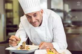 cocinero medio turno