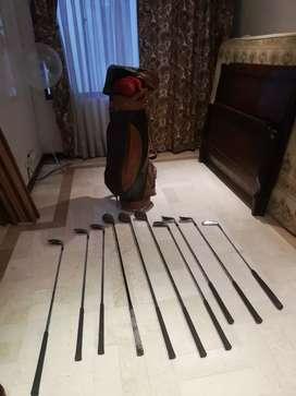 Equipo de golf