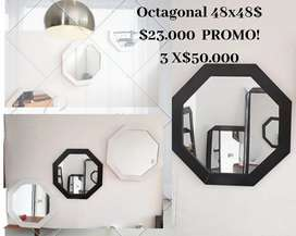 Grandiosos espejos