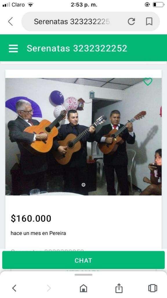 Serenatas Trio Musical 0