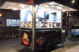 Se vende food truck marca superior